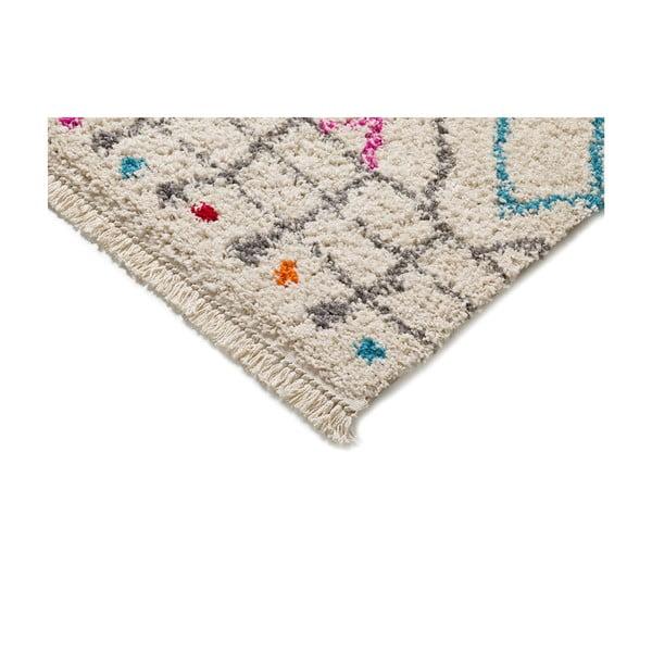 Krémově bílý koberec Universal Handira, 230 x 160 cm