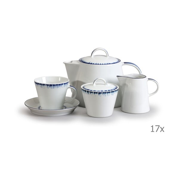 Porcelánová sada na čaj Thun Tom