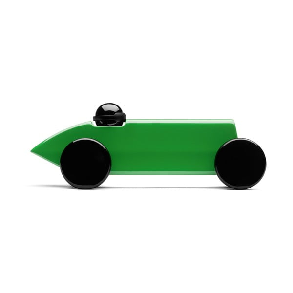 Dřevěné autíčko Mefistofel Racer Green