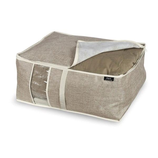 Úložný box na přikrývku Domopak Living Maison, délka55cm