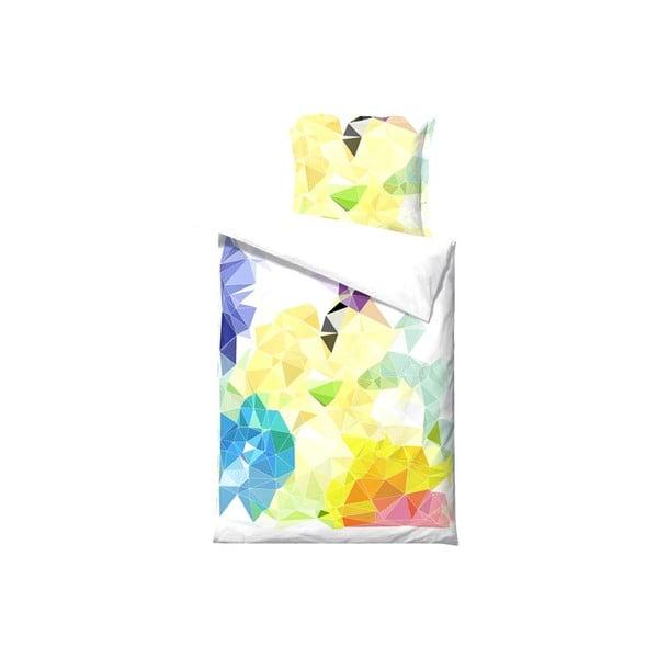 Povlečení Rainbow, na jednolůžko (140x200 cm)