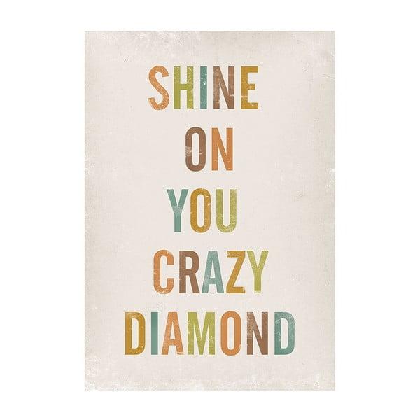 Plakát Shine on You Crazy Diamond