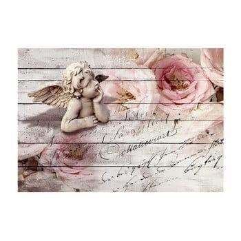 Tapet în format mare Bimago Angel And Calm, 350 x 245 cm imagine