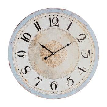 Ceas de perete Brandani Vintage, ⌀ 60 cm, alb