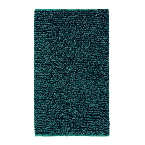 Koupelnová předložka Talin Teal, 60x100 cm