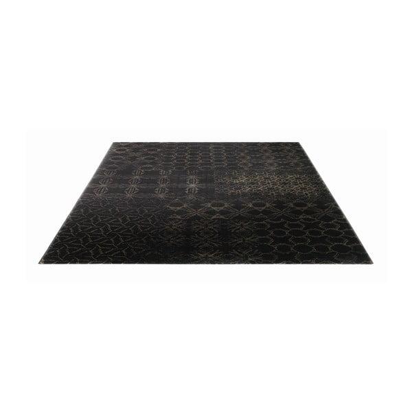 Koberec Hamptons, 120x180 cm, hnědá/moka