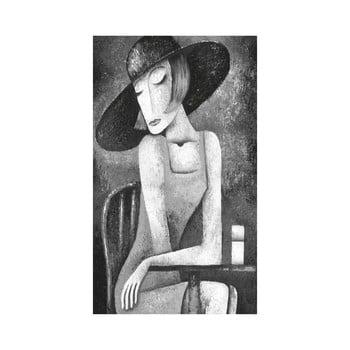 Tablou Black&White no. 5, 41 x 70 cm