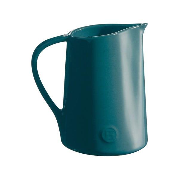 Modrý džbán Emile Henry, objem 950 ml