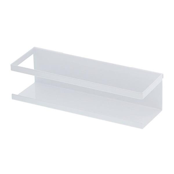 Raft pentru panoul de accesorii bucătărie YAMAZAKI Tower Grid, alb