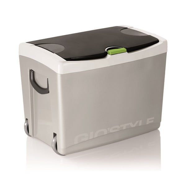 Termobox na kolečkách Shiver 44 l + sada chladící náplně