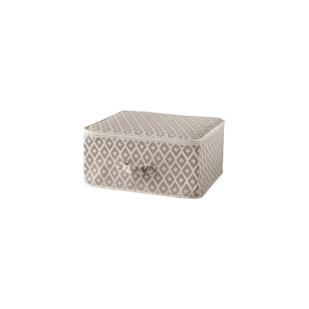 Úložný box na zip Compactor Daman Range Large Zipper Box, 46 x 20,5 cm