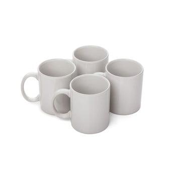 Set 4 căni din ceramică Sabichi, 320 ml de la Sabichi