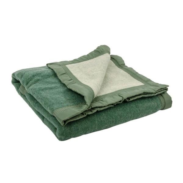 Deka Wool 500 Vert, 240x260 cm