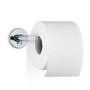 Lesklý nerezový držák na toaletní papír Blomus Areo