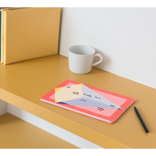 Týdenní stolní plánovač OMY Graphic