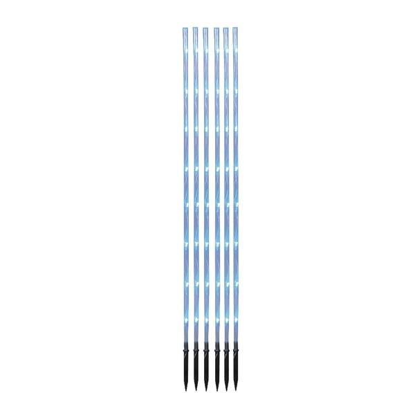 Svítící LED dekorace Lightsticks, 6 ks