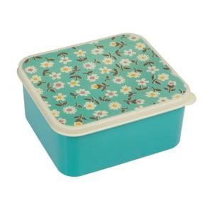 Modrý svačinový box Rex London Daisy