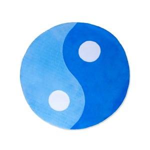 Dětský koberec Beybis Ocean Blue Jing Jang, 120 cm