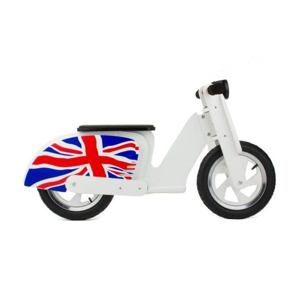 Odrážedlo Scooter Union Jack