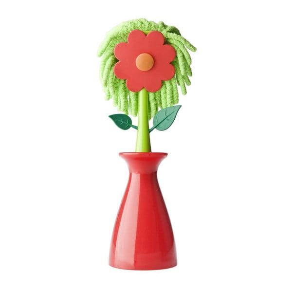 Prachovka ve stojánku Flower Power