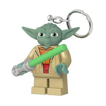 Breloc cu lumină LEGO® Star Wars Yoda imagine
