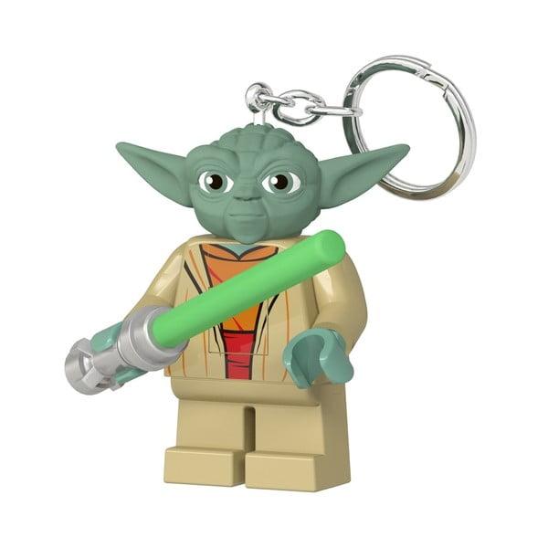 Breloc cu lumină LEGO® Star Wars Yoda