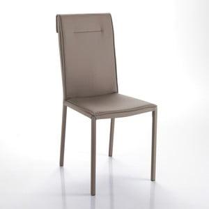 Sada 2 béžových jídelních židlí Tomasucci Camy