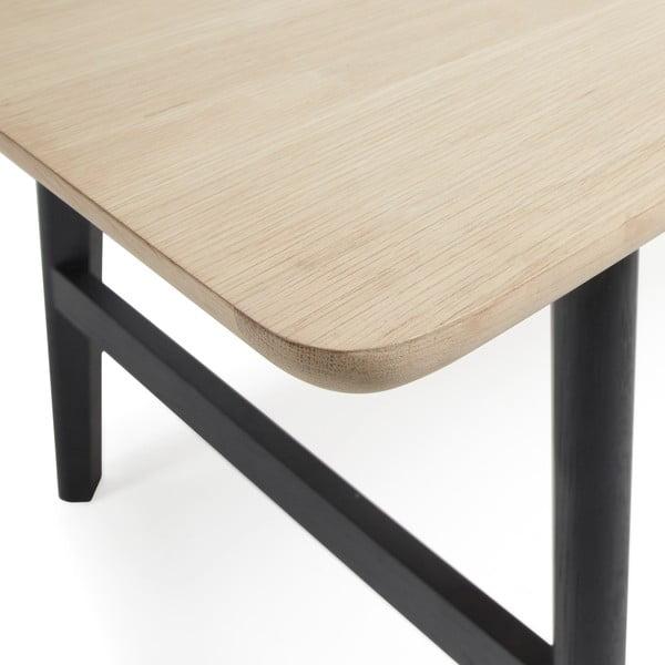 Jídelní stůl Hendrix, 180x90 cm