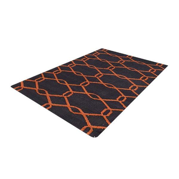Vlněný koberec Kilim no. 823, 120x180 cm