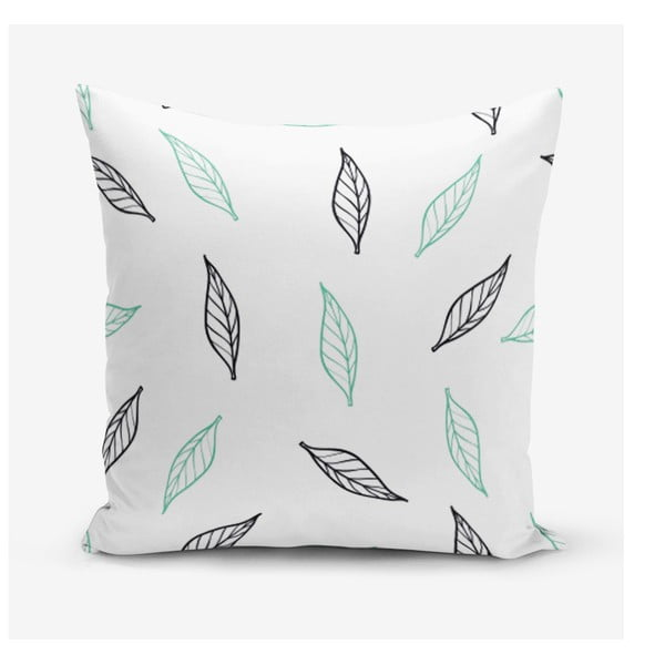 Față de pernă Minimalist Cushion Covers White Tea, 45 x 45 cm