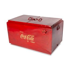 Červený chladící box RGE Cold