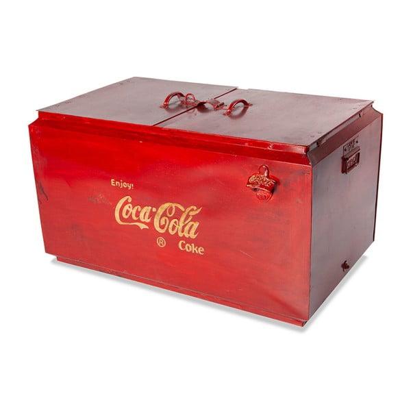 Červený chladiaci box RGE Cold