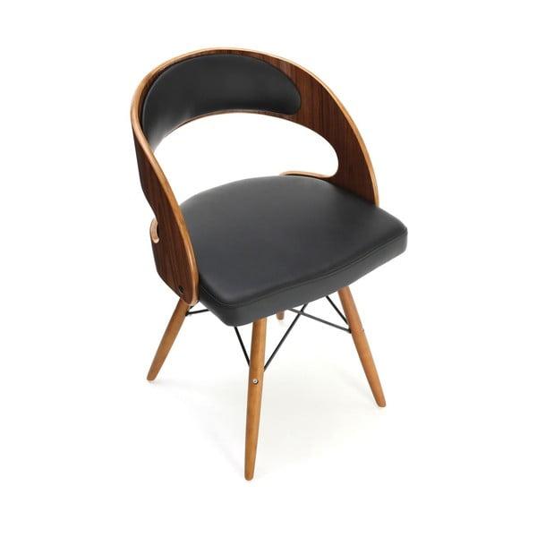 Židle Retro, black