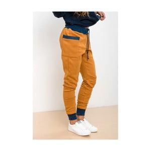 Hnědé tepláky Lull Loungewear Distant Journey, vel. XS