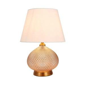 Stolní lampa s křišťálovou základnou Santiago Pons Tommaso