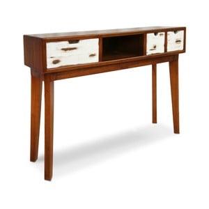 Konzolový stolek ze dřeva mindi Moycor Nordic