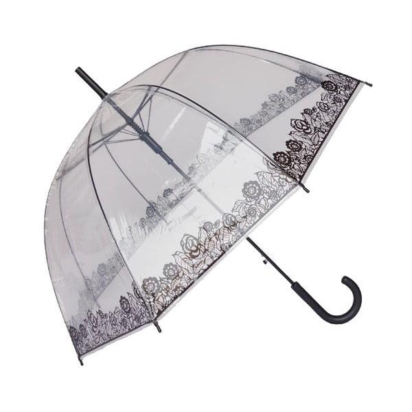 Susino Flowers átlátszó esernyő