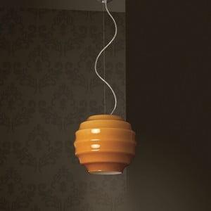 Stropní světlo Honey, medové
