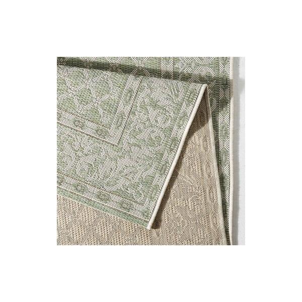 Zelený koberec vhodný i na ven Royal, 160x230cm