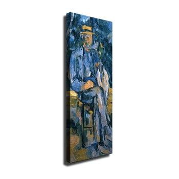 Reproducere tablou pe pânză Paul Cézane, 30 x 80 cm
