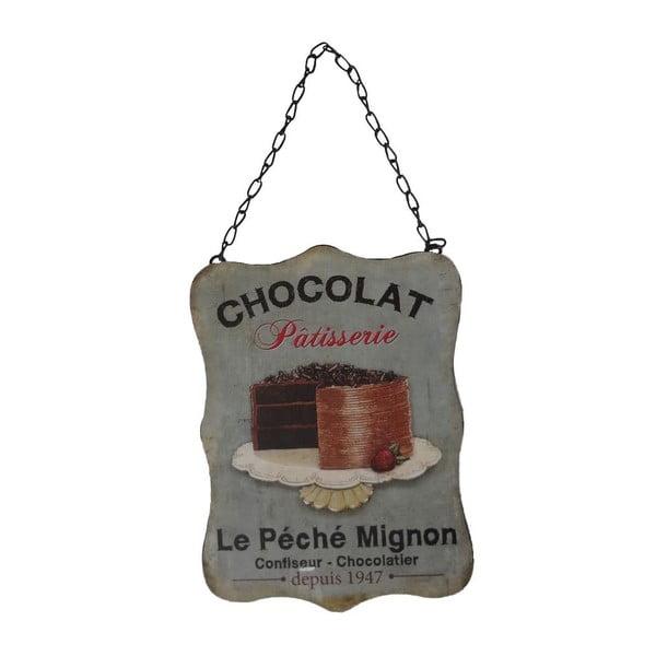 Nástěnná dekorace Antic Line Chocolat