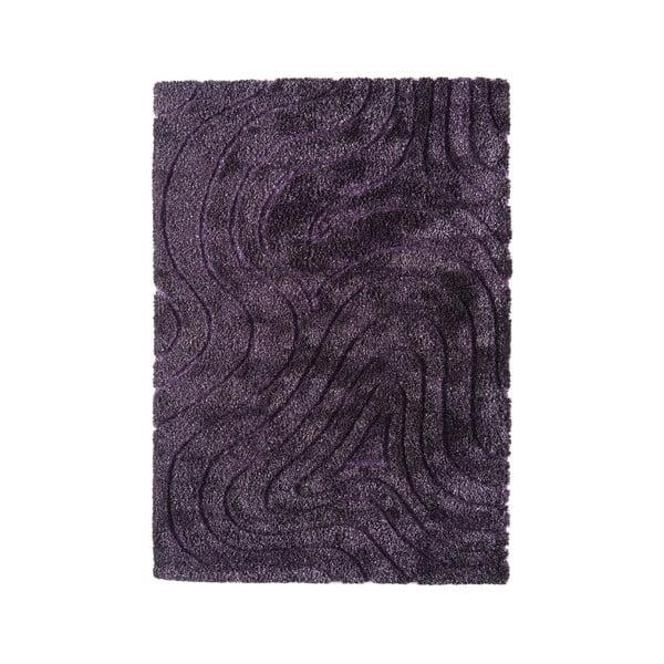 Koberec Kura Purple, 120x180 cm
