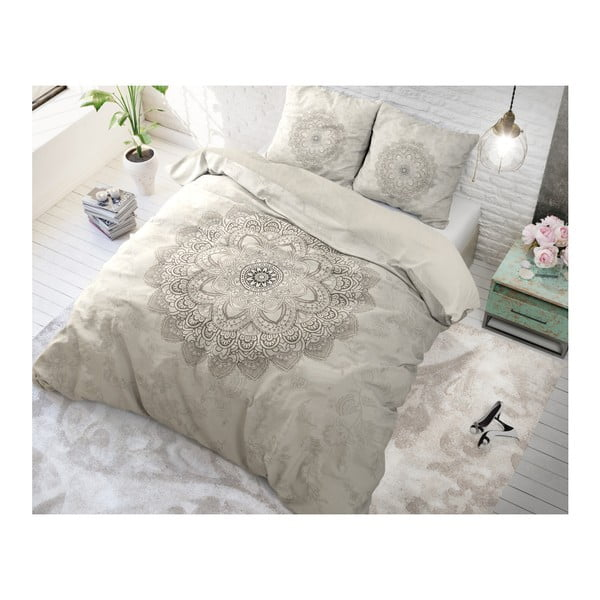 Bavlněné povlečení na dvoulůžko Sleeptime Kate, 240 x 220 cm