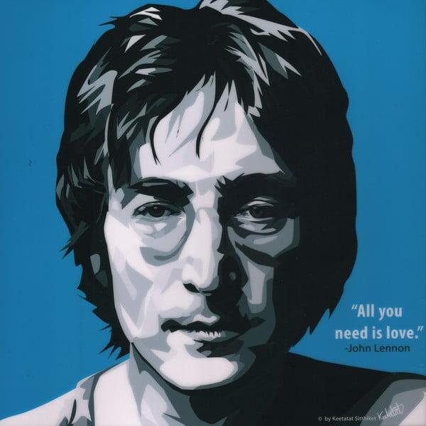 Obraz John Lennon - All you need is love