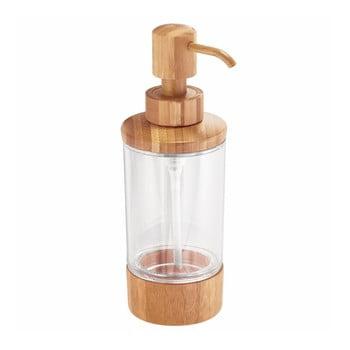 Dozator săpun lichid, detalii din bambus iDesign Formbu