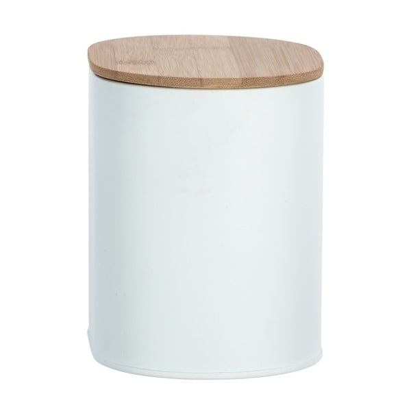 Bílý koupelnový box svíkem Wenko Gara