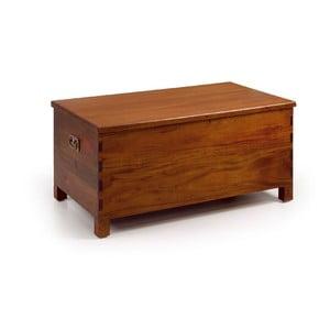Truhla z mahagonového dřeva Moycor Trunk
