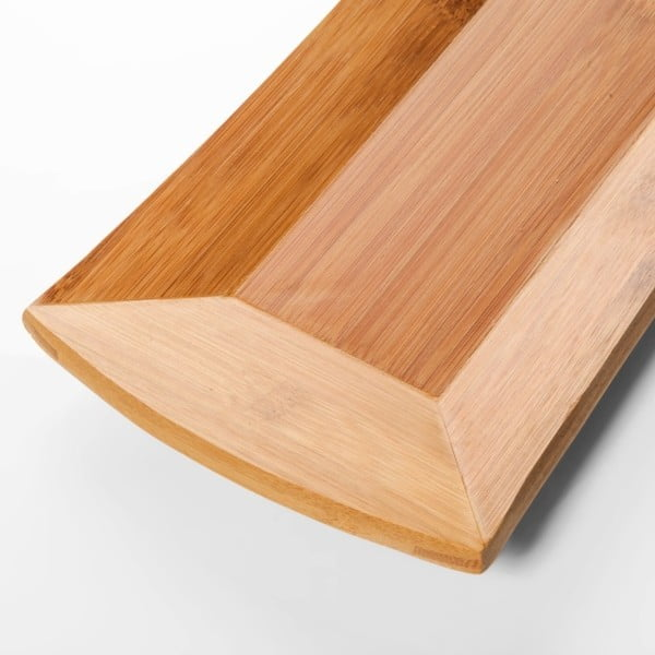 Bambusová servírovací miska Americano, 30 cm