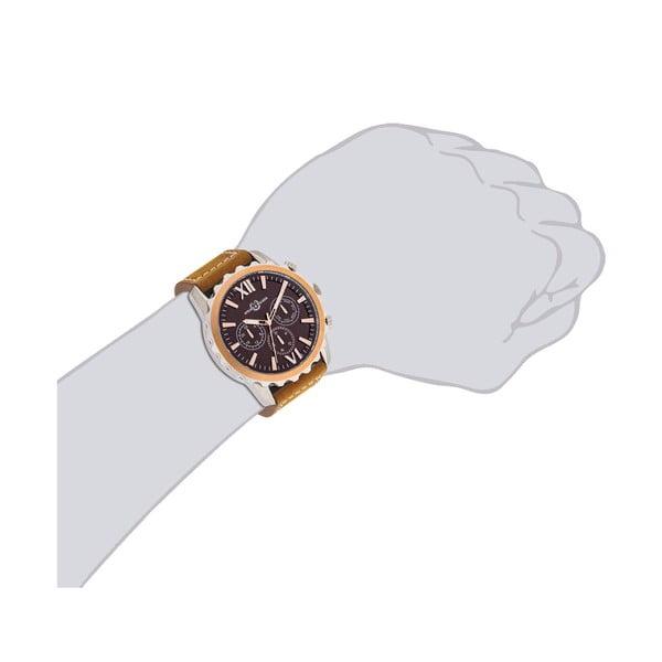 Pánské hodinky Grayson Light Brown
