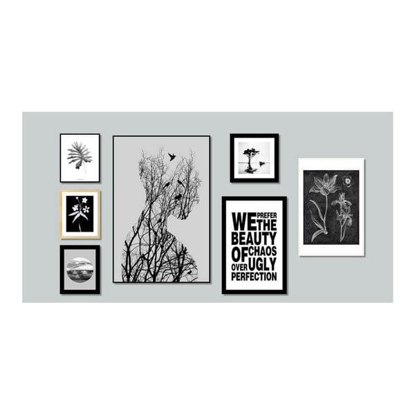 Obraz sømcasa Herb, 30 x 60 cm